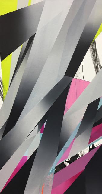 , 'Sable and Shift,' 2018, Jonathan Ferrara Gallery