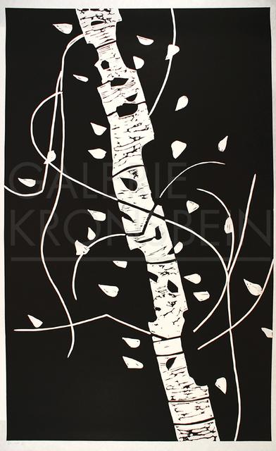 , 'Large Birch,' 2005, Galerie Kronsbein