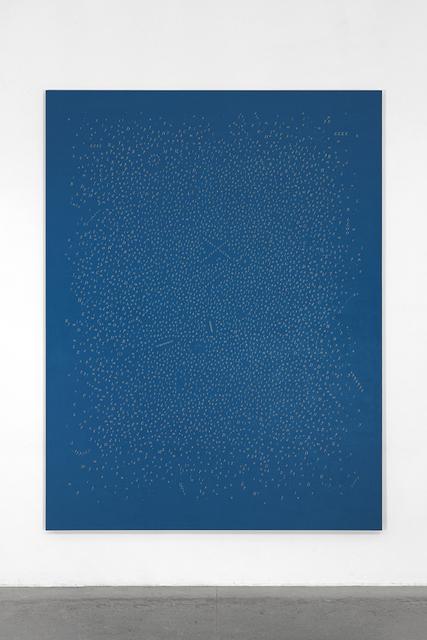 , 'Desmantelando a Tablada (El jarro de flores. Disociaciones líricas) / Dismantling Tablada (El jarro de flores. Disociaciones líricas),' 2017, Galería OMR