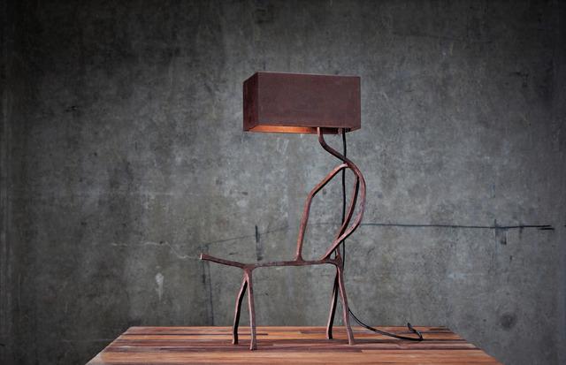 , 'Domestication Lamp,' 2017, Galería OMR