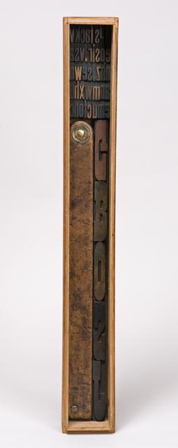 La Wilson, 'Tidal Force', 2007, John Davis Gallery