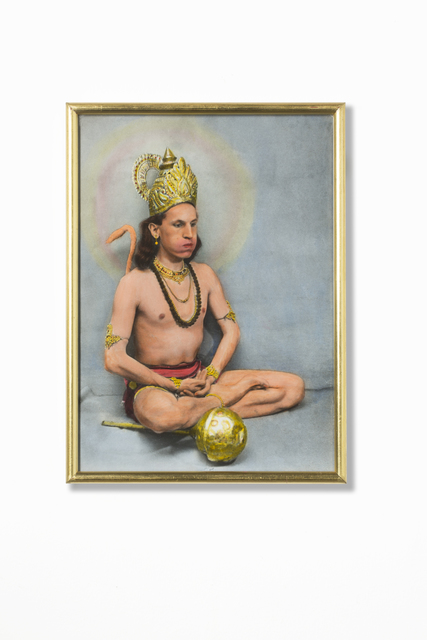 , 'HanuMan (Jaipur),' 1976, Galleria Lorcan O'Neill