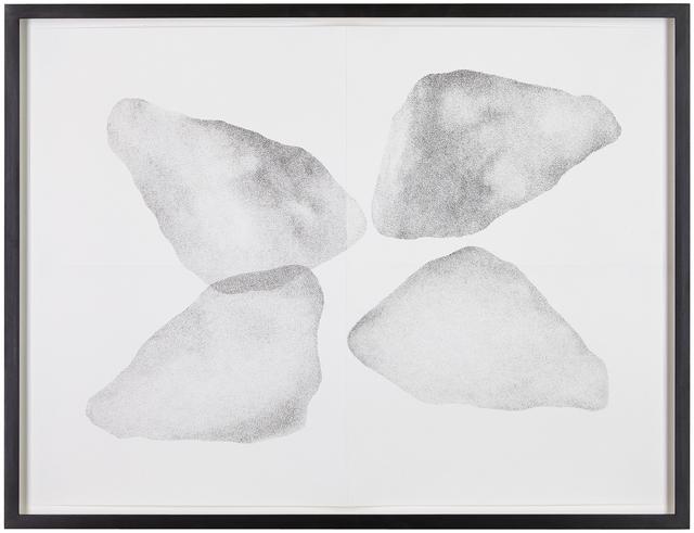 , 'Untersuchung zu vier Formen, Nr. 3,' 2014, Aanant & Zoo