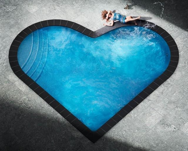 , 'Splashing Heart,' 2018, Galerie de Bellefeuille