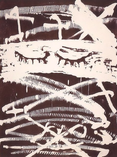 Antoni Tàpies, 'Against torture (Gegen die Folter)', ARTEDIO