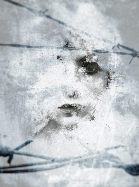 , '  Prisonnière de ses Illusions,' 2017, The Directed Art Modern