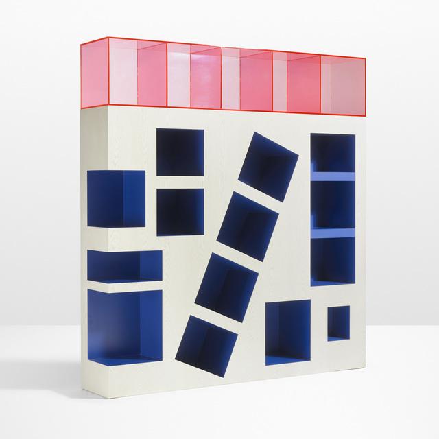 Ettore Sottsass, 'Bookshelf No. 31', 1994 / 1997, Wright