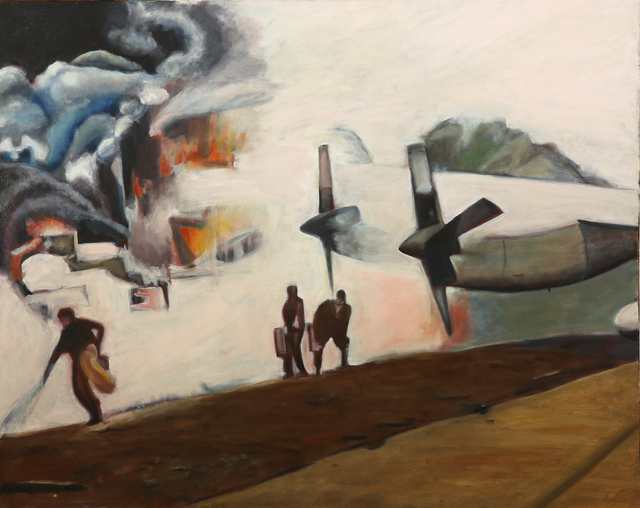 , 'Siege of Khe Sanh - Vietnam 1968,' 2013, DETOUR Gallery