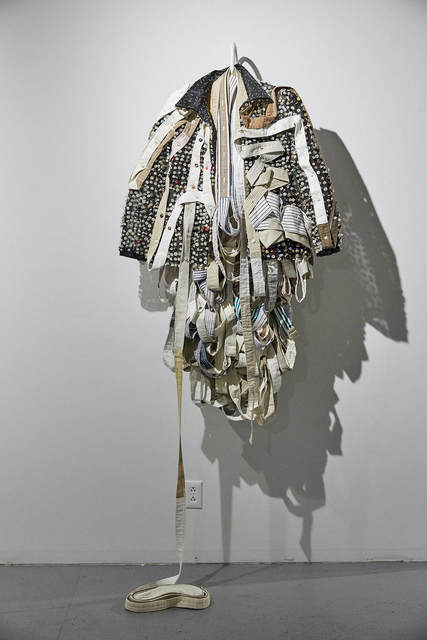 , 'Coat with Adaptive Embellishment ,' 2009, EFA Project Space
