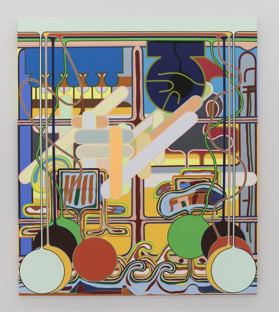 , 'Synapse Tantrum,' 2017, The Hole