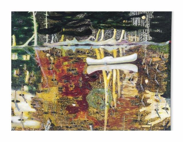 Peter Doig, 'Swamped', 1990, Christie's