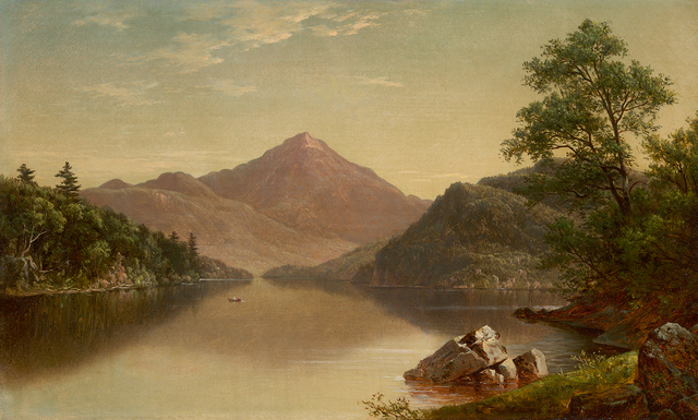 , 'Lake Placid,' , Questroyal Fine Art