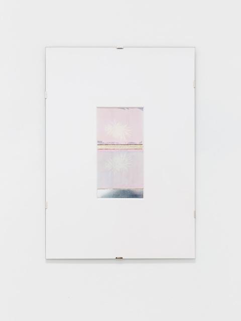 , 'Redentore, 14 Luglio 2012,' 2015, Galleria Zero