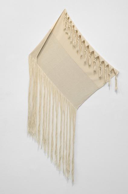 , 'Linen with Canvas,' 2013, Shoshana Wayne Gallery