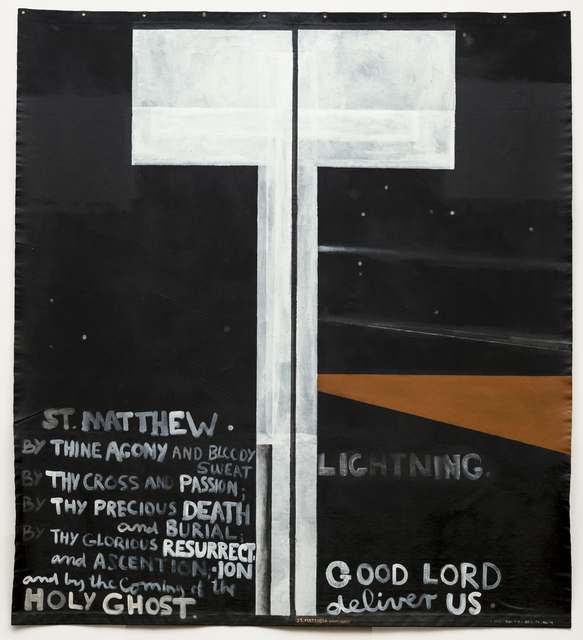 , 'St. Matthew: lightening,' 1977, Gow Langsford Gallery