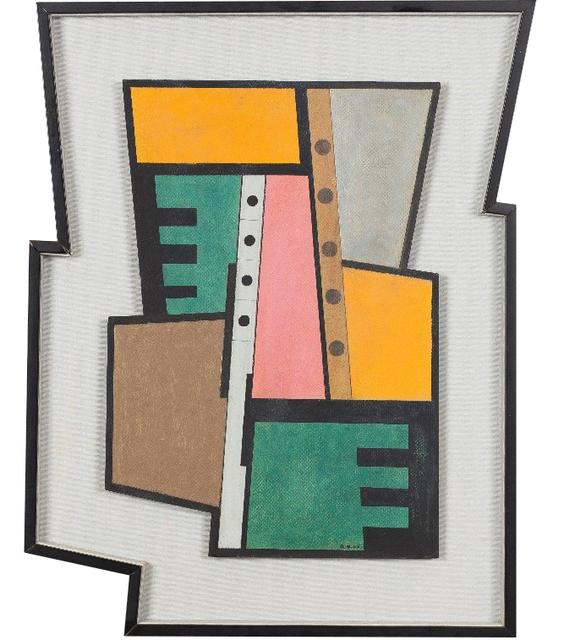 , 'Forme Madi 2B,' 1946, Simões de Assis Galeria de Arte