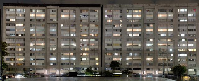, 'Edificio Chihuahua,' 2014, Patricia Conde Galería