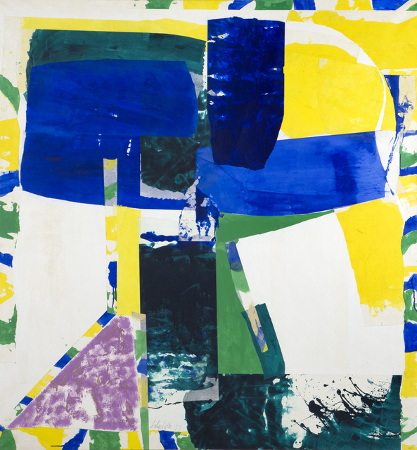 , 'Monoblue,' 1973, Heather James Fine Art