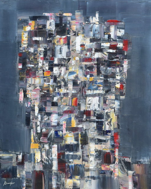 Steven Bewsher, 'Blue Head', Gateway Gallery