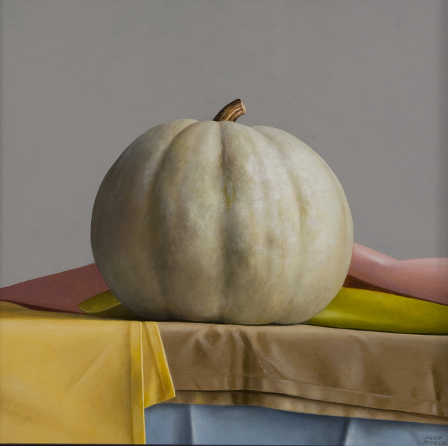 Janet Rickus, 'One Year Pumpkin', Clark Gallery