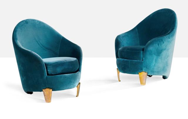 Elizabeth Garouste, 'Koala armchairs, pair', circa 1990, Aguttes