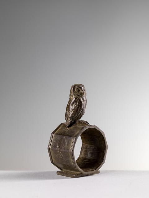 , 'OWL NAPKIN RING 'GUFO',' 2016, Sladmore Contemporary