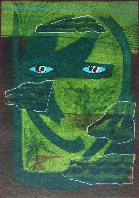 Karishma D'Souza, 'Portrait 2 (Nana)', 2018, Galerie Xippas