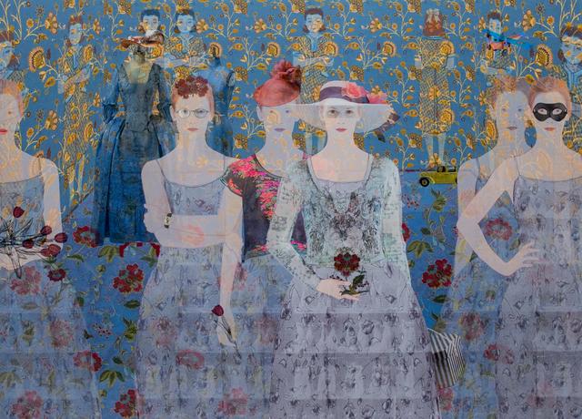, 'Herself,Herself...,' , J. Petter Galleries
