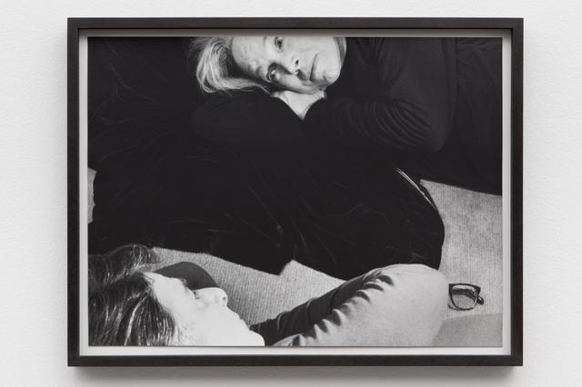 , 'parents/glasses,' 2014, Sies + Höke