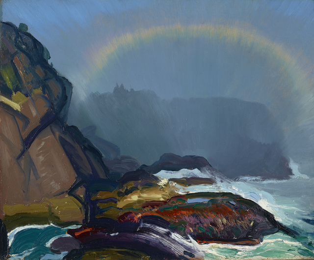 , 'Fog Rainbow,' 1913, Debra Force Fine Art