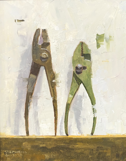 , 'Two Pliers,' , Sparrow Gallery