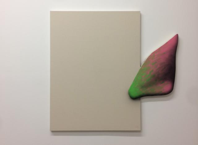 , 'Entrance (Nose),' 2016, Galerie Lisa Kandlhofer