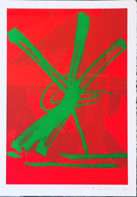 Mark di Suvero, 'Future Shadow II', ca. 2001, Alpha 137 Gallery