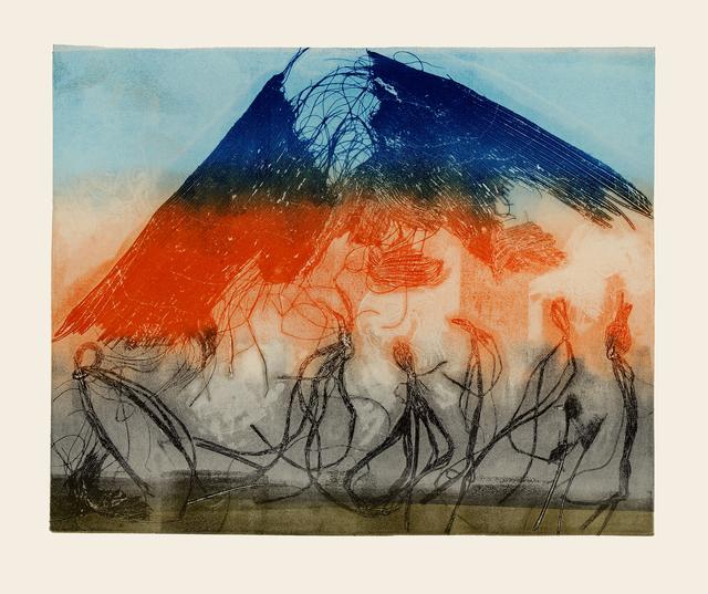 Chinwe Chukwuogo-Roy MBE, 'As the Spirits Roam III', 2005, Abe+Okuta