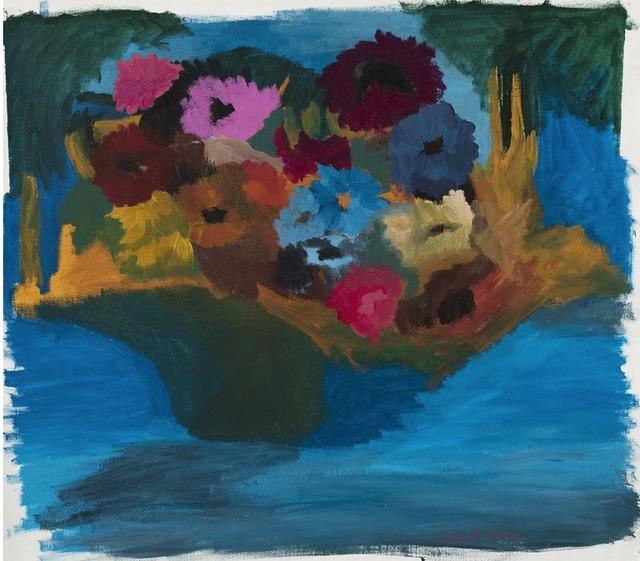 , 'flores sombra,' 2011, Otero