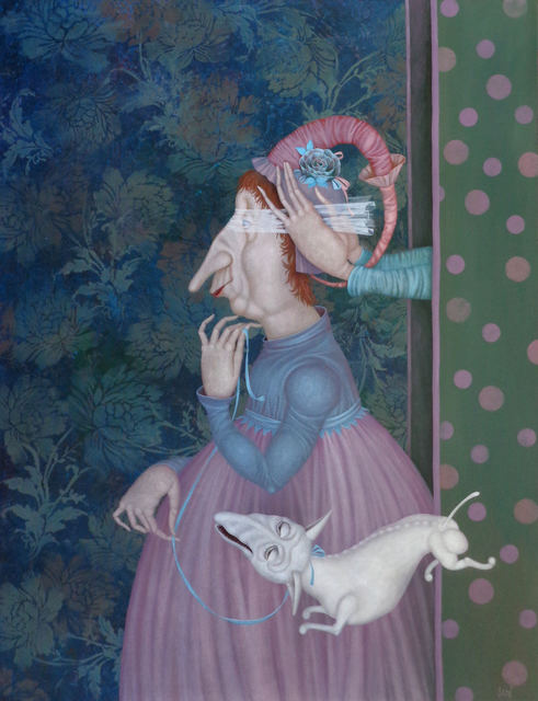 Evgenia Saré, 'La Surprise', 2018, Galerie Bettina
