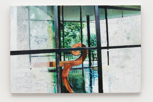 , 'Inacabada - Canoas 6,' 2009, Galeria Luisa Strina