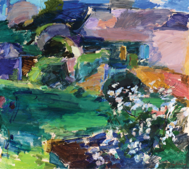 , 'Walled Garden III,' , Valley House Gallery & Sculpture Garden