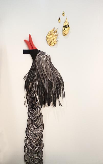 , ' Santa Bárbara,' 2013, 532 Gallery Thomas Jaeckel
