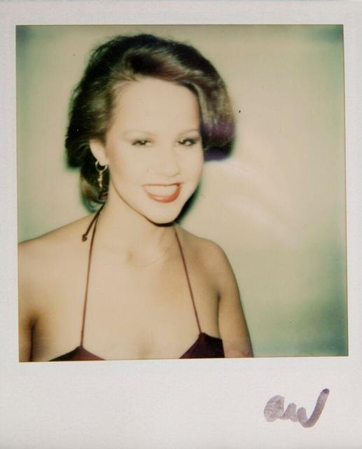 Andy Warhol, 'Andy Warhol, Polaroid Photograph of Linda Blair, 1975', 1975, Hedges Projects