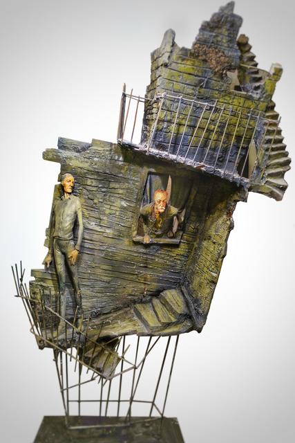 , 'Dostoyevski - Brothers Karamazov,' 2014, Ekavart Gallery