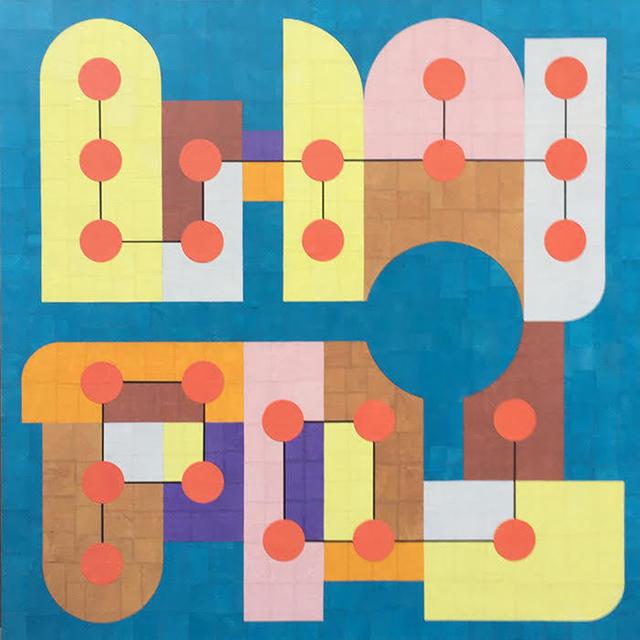 , 'Neotonic 2,' 2017, Philip Slein Gallery
