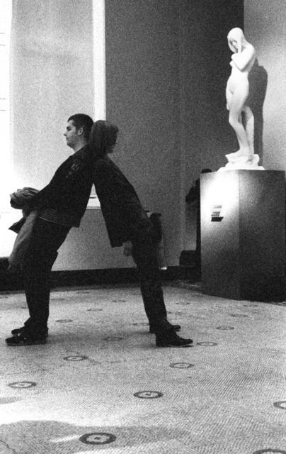 , 'Streichelzoo (V&A),' 2011, Rokeby Gallery