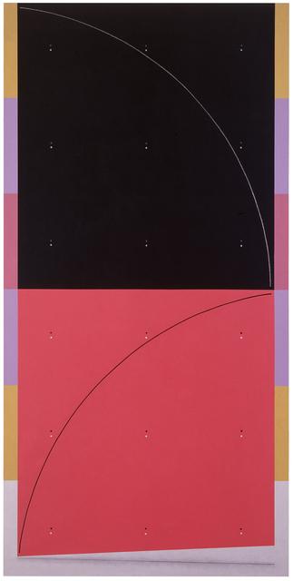 Jorma Hautala, 'Kirkastettu yö', 2002, Painting, Acrylic on canvas, Galerie Anhava