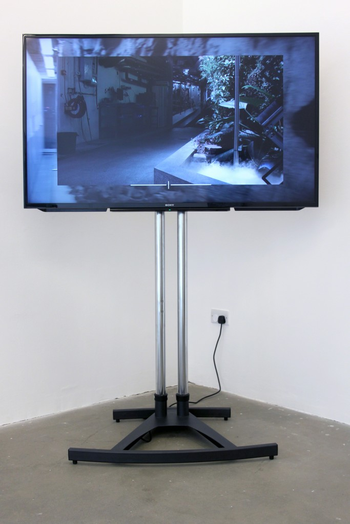 'colocation, time displacement' (2014) by Yuri Pattison