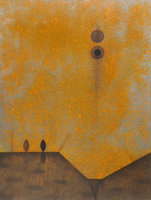 , 'Contemplación,' 2016, Aldama Fine Art
