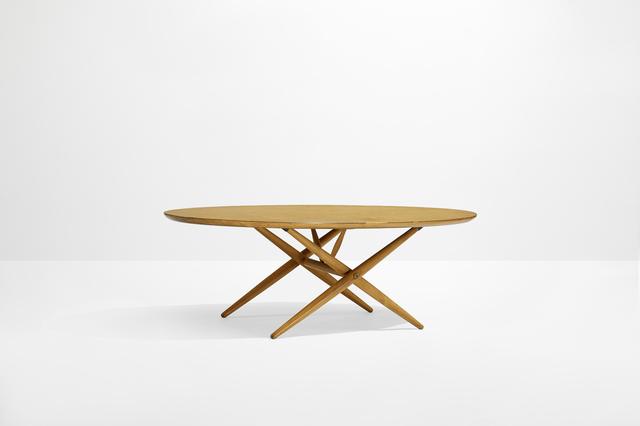 """, 'Coffee table model """"Ovalette"""",' 1954, Side Gallery"""