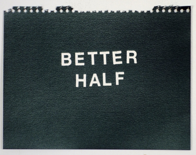, 'Better Half (black),' , Rodolphe Janssen