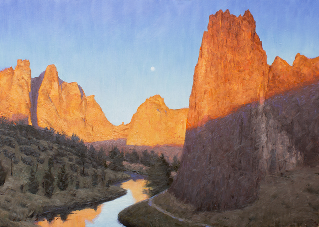 Cody Erickson, 'Crooked River', 2016, Abend Gallery