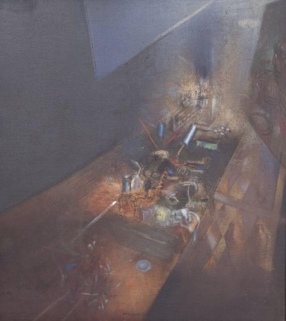 Gianfranco Ferroni, 'Untitled', 1960, Aste Boetto